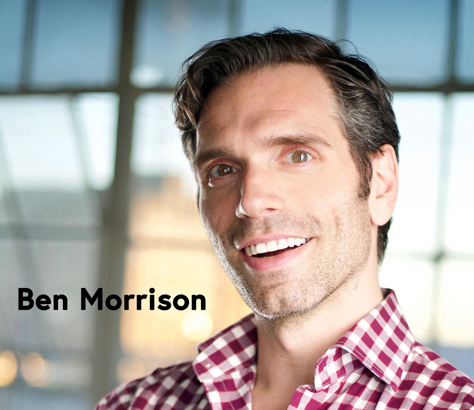 Ben-Morrison-Website-Header